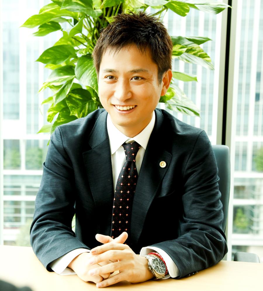 代表弁護士岡野武志